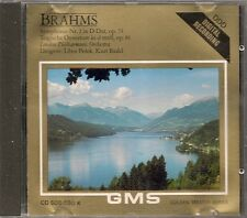 CD CLASSIQUE--BRAHMS--SYMPHONIE 2 OP 73 --ORCHESTRE PHILARMONIQUE DE LONDRES