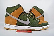 NEW Nike Dunk High PRM HG QS HOMEGROWN SKATE SHOP ITHACA 839693-302 sz 8