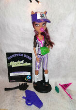 Poupée Monster High CLAWDEEN WOLF Doll COMPLETE Ghoul Sports Baseball
