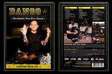 DANGO-DEVELOPING YOUR OWN SOUND-INSTRUCTIONAL DVD BRAND NEW SEALED ON SALE!!