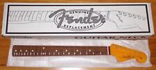 Fender Clásica ' 60s Jazzmaster Arce / Pau Ferro cuello Nitro tinte acabado