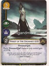 A Game of Thrones 2.0 LCG - 1x #C072 Priest of the Drowned God - Valyrian Draft