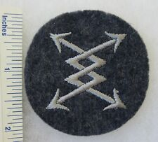 WW2 Vintage GERMAN LUFTWAFFE AIR FORCE TELEPHONE OPERATOR PATCH ORIGINAL