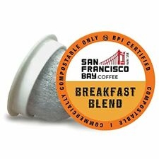 New listing Sf Bay Coffee OneCup Breakfast Blend 120 Ct 120 Count (Pack of 1), Brown