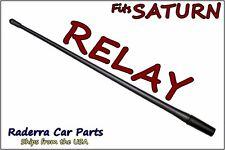 "FITS: 2005-2007 Saturn Relay - 13"" SHORT Custom Flexible Rubber Antenna Mast"