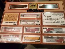 Tyco Electric Train Set/100 Piece Over & Under Set/Still In Box