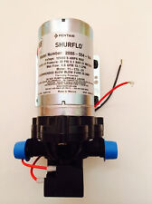 Shurflo RV Fresh Water Pump 12 volt, 3.5 gpm 45 psi Motorhome Caravan BRAND NEW