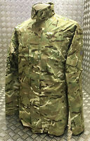 Genuine British Army MTP Lightweight Jacket Temperate Weather Camo Pattern - NEW