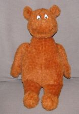 "KOHL'S CARES Dr. Seuss Hop On Pop Brown Bear 16"" Stuffed Plush Animal NWOT"