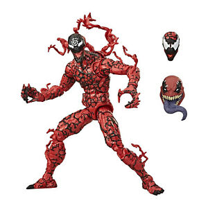 Hasbro Marvel Legends Series Venom Carnage 6-inch Collectible Action Figure
