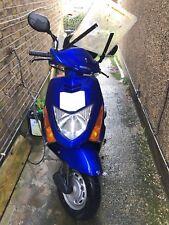 honda lead 100cc moped