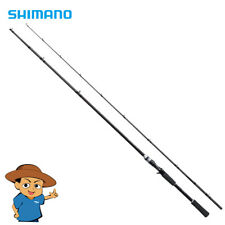 "Shimano HARD ROCKER BB B72H+ Heavy 7'2"" fishing baitcasting rod 2019 model"