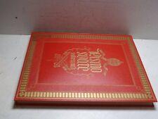 "1937 Spolok SV. Vojtecha Trnava Large Book Catholic Amazing Art Pictures 17""x13"""
