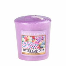 Yankee Candle Sweet Candies Votive Candle Sampler Pink candle 45g NEW