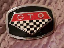 Pontiac GTO Belt Buckle
