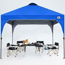 New listing ABCCANOPY Outdoor Pop up Canopy Tent 8x8 Camping Sun Shelter-Series Royal Blue