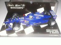 1/43 Gauloises Prost Peugeot Showcar 2000 Ltd 2160pcs Heidfeld Minichamps🏁