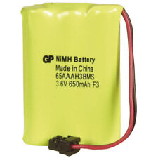 3.6V 650mAH Rechargeable Ni-MH Battery for cordless phone SB1646