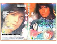 DAVID CASSIDY - Rare collection - DVD 1972 - 2009