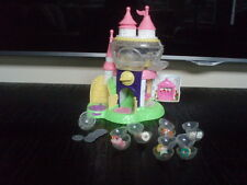 Blip Toys Squinkies Wedding Surprise Castle Playset ~VGUC