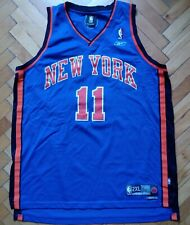 Crawford #11 New York Knicks NBA Reebok Basketball Jersey '2XL' Stitched Shirt