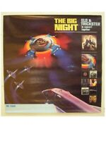 ELO Poster Electric Light Orchestra E.L.O. Old