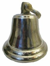 Large Brass Bell - Brass Made - 10 Kilo - Great Sounding - Boat / Nautical