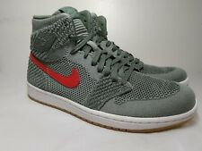 Nike  Air Jordan 1 Retro Flyknit Uk9 Us10 Eur44 Classic Trainer Fk 1985