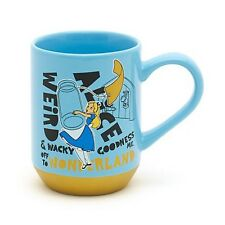 NEW DISNEY STORE ALICE IN WONDERLAND CHARACTER MUG CUP