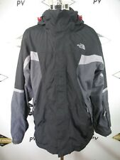 G2272 THE NORTH FACE Men's HyVent Multicolored Hooded Nylon Jacket Sz XXL