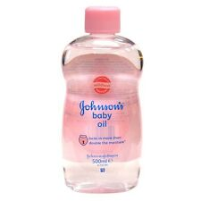 Johnson's Baby Aceite - 500ml