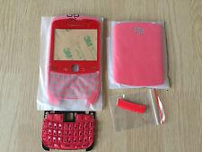NEW - Blackberry Curve 9300 9330 Housing Fascia 5 PCS - Black/Green/Pink/White