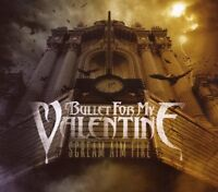 Bullet for my Valentine Scream aim fire (2008, CD/DVD) [2 CD]