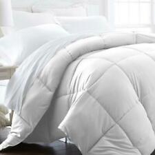 Soft Essentials Plush Down Alternative Comforter - White