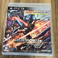 PS3 Strider Hiryu English voice PlayStaion 3 CAPCOM Japan Import