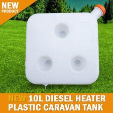 NEW 10L Diesel Heater Plastic Caravan Tank Webasto Dometic Planer Camp Trailer
