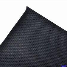 Cheapest AntiSlip FINE Ribbed Rubber Flooring Protection Matting 1mx1m 5mm