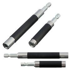2x Extension Hex Screw Socket Magnetic Impact Driver Drill Bit Kits Adapter