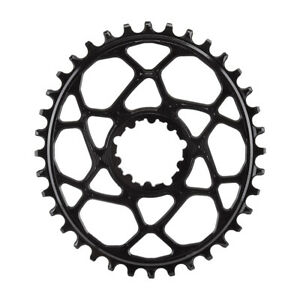 Bicycle Chainring Absolute Black Oval Direct Boost 148 36T Black