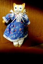 Victoria Ashlea Originals Designed By Bette Ball Mini Cat Doll