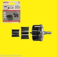 BOSCH sägekranz-set 6 pièces 46 - 81 mm Bosch 2608584063
