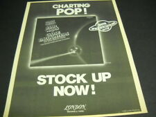 ZUBIN MEHTA Star Wars and Close Encounters CHARTING POP 1978 Promo Poster Ad
