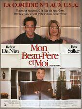 Affiche MON BEAU-PERE ET MOI Meet the parents ROBERT DE NIRO 120x160cm *