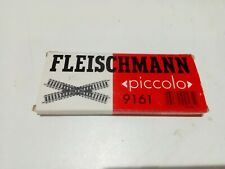 FLEISCHMANN PICCOLO ECH N REF 9161. CROISEMENT OBLIQUE EN BOITE
