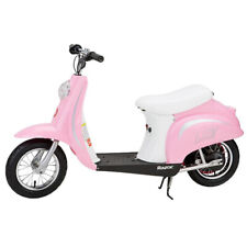 Razor Pocket Mod Miniature Electric Scooter, Pink (Open Box)