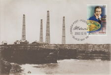 CANADA #S51 MARCONI'S FIRST WIRELESS MESSAGE (1902-2002) SPECIAL EVENT COVER