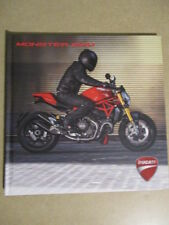 CATALOGUE MOTO : DUCATI : MONSTER 1200  02/2014