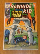 RAWHIDE KID #75 VG/FN (5.0) MARVEL COMICS WESTERN APRIL 1970*