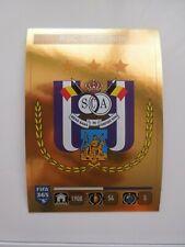 FIFA 365 PANINI 2016 - Figurine Sticker - num  131 -   Badge Anderlecht