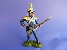 Soldat de plomb napoléonien Infanterie légère Voltigeur 1812 - Lead soldier